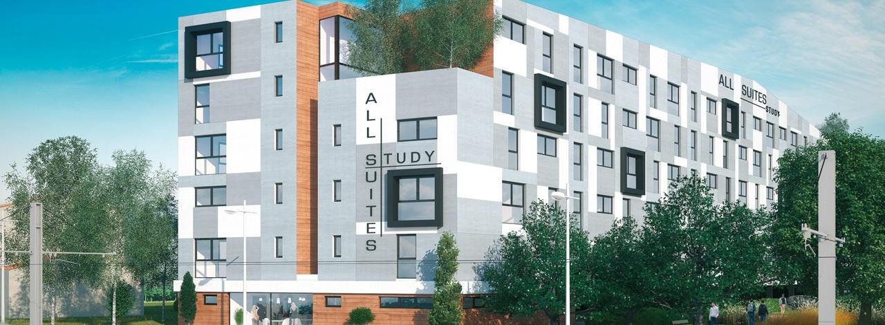All Suites Study Pessac Campus, Pessac (33)