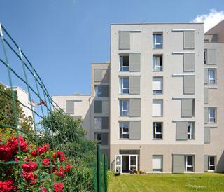 Résidence étudiante Parc Harmonie, Lyon 3