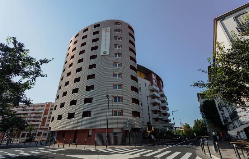 Appart-Hôtel Mer & Golf City Perpignan centre *** (66)