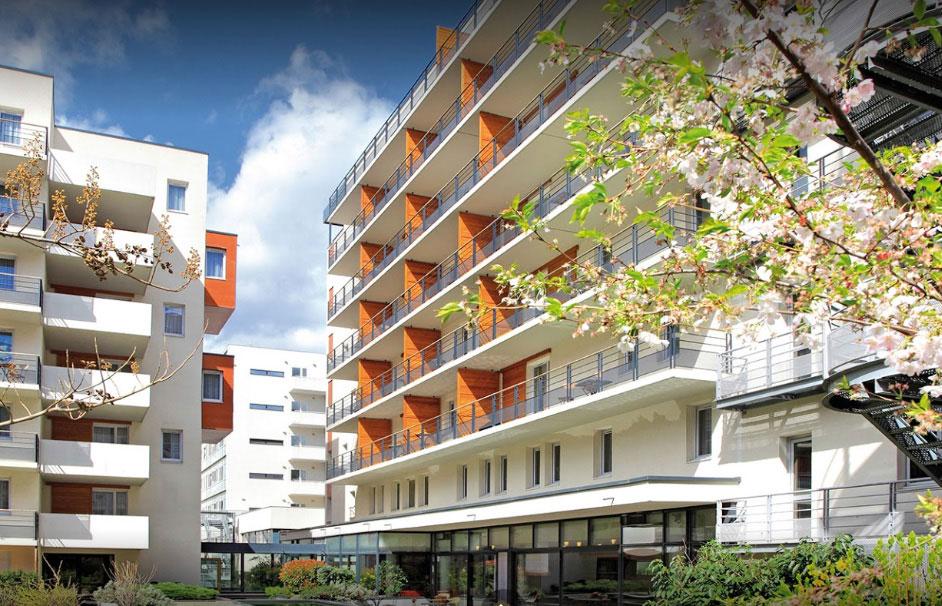 """Résidence """"LE HUB"""", Grenoble (38)"""