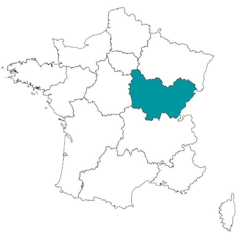 Bourgogne - Franche-Comté