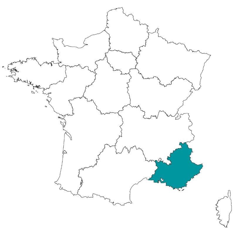 Provence-Alpes-Côte-d'Azur