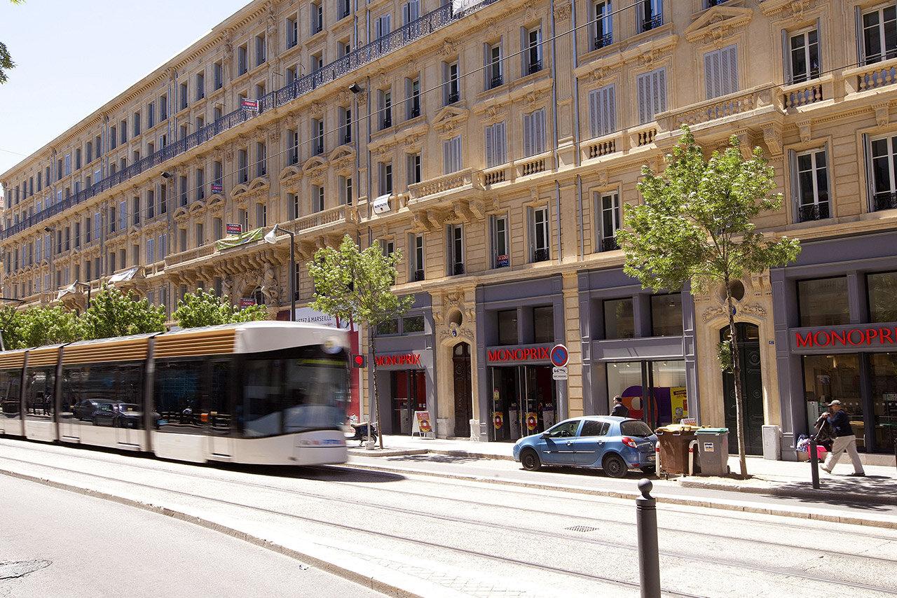 Les Estudines République, Marseille