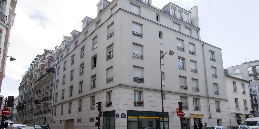 Studéa Buttes Chaumont 1, Paris