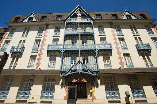 Le Castel Normand, Deauville