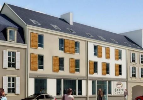 Appart'Hotel Quimper Bretagne, Quimper