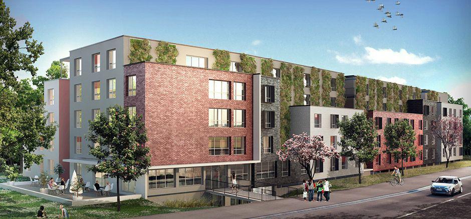 Campus Claudel , Amiens