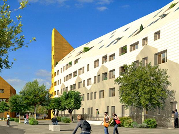 Campus Queyries , Bordeaux