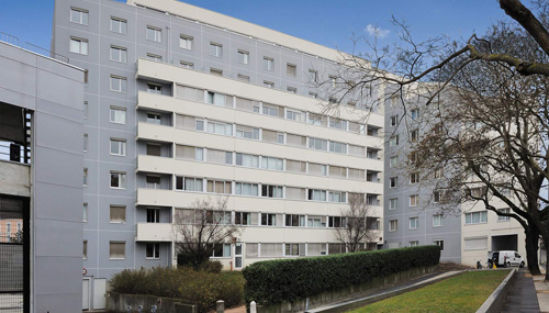Les Estudines Europole , Grenoble
