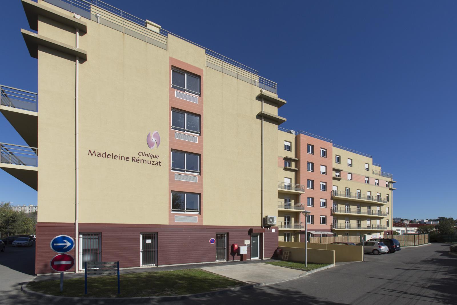 Clinique SSR Madeleine Remuzat, Marseille