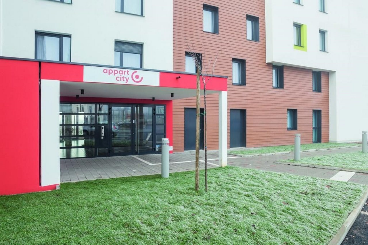 Appart City Confort Strasbourg Aéroport ★★★