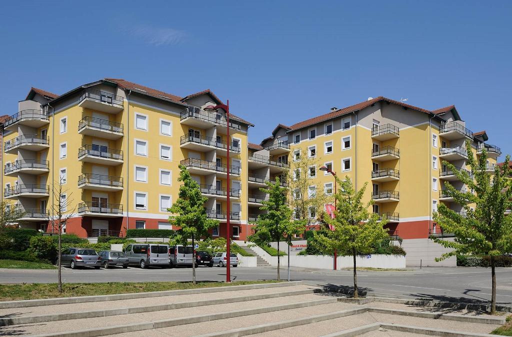 Séjours & Affaires Genève La Frontalière , Saint-Genis-Pouilly