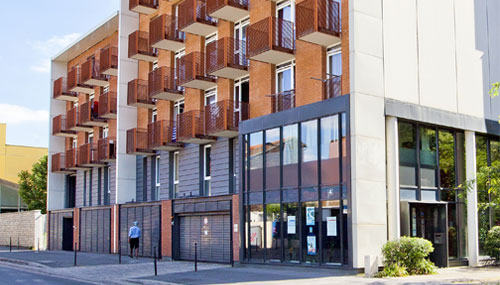 Les Estudines Paris Porte d'Ivry