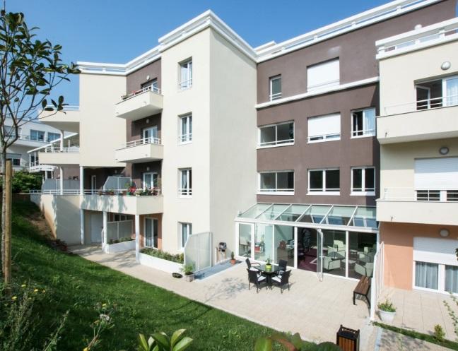 Résidentielles D'or De Châtillon, Châtillon