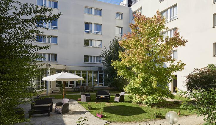 Les Jardins d'Epinay , Épinay-sur-Seine
