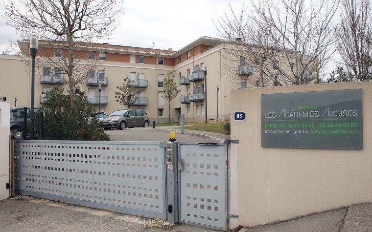 Les Académies Aix, Aix-en-Provence