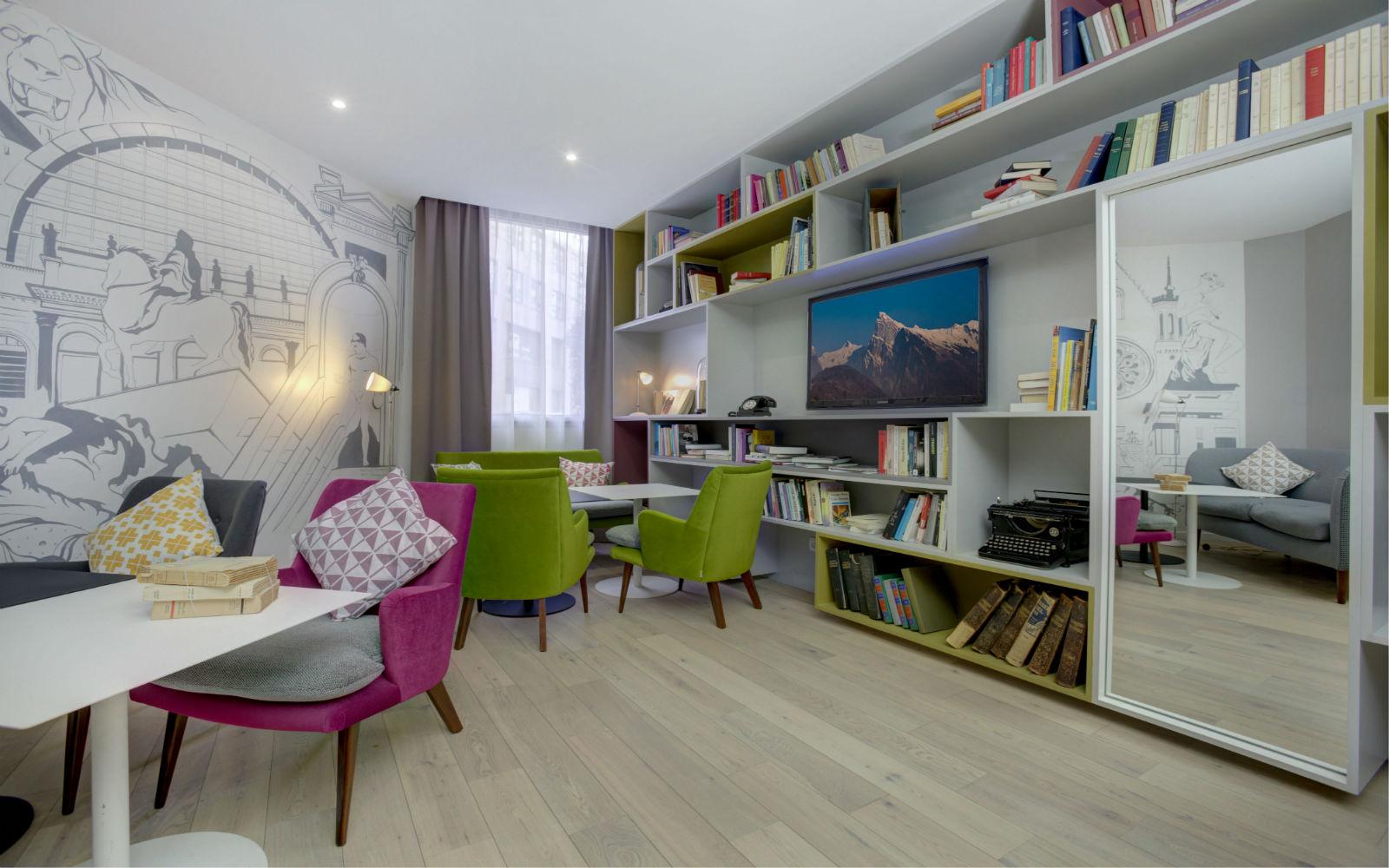 Citadines Appart Hotel Part-Dieu ***, Lyon