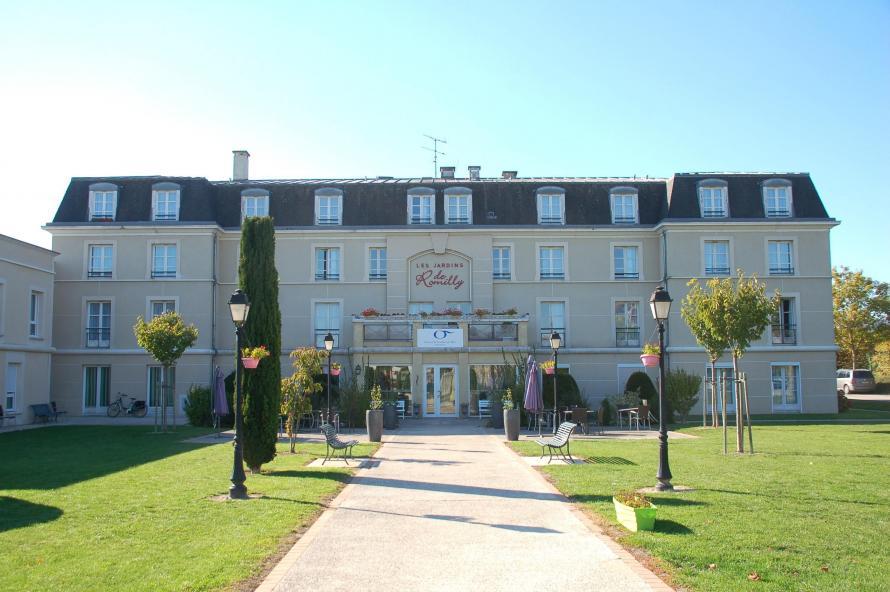 Les Jardins de Romilly, Romilly-sur-Seine