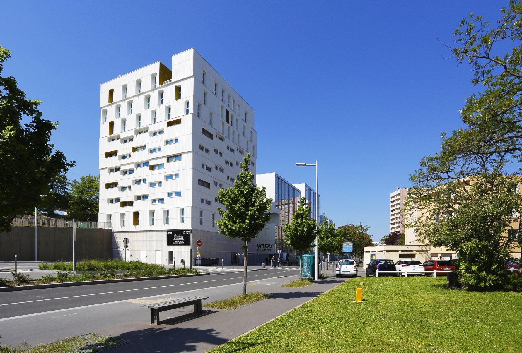 Nanterre Campus, Nanterre