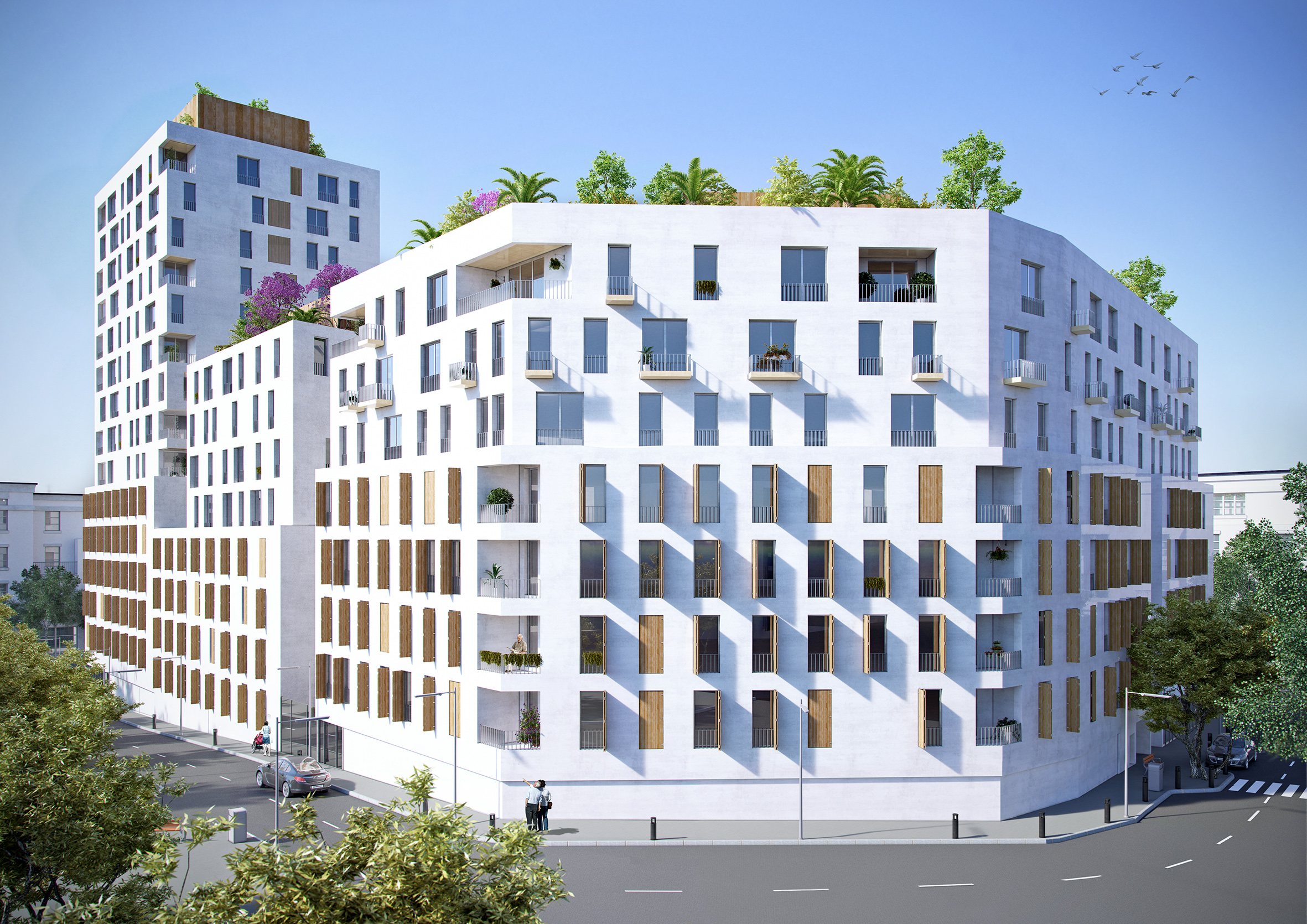 Les Girandières Marseille