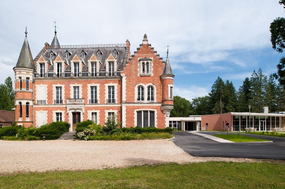 Château des Landes, La Ferté-Saint-Aubin