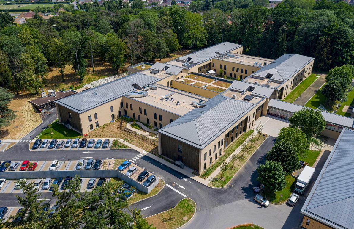 Institut médical SSR Ennery, Ennery