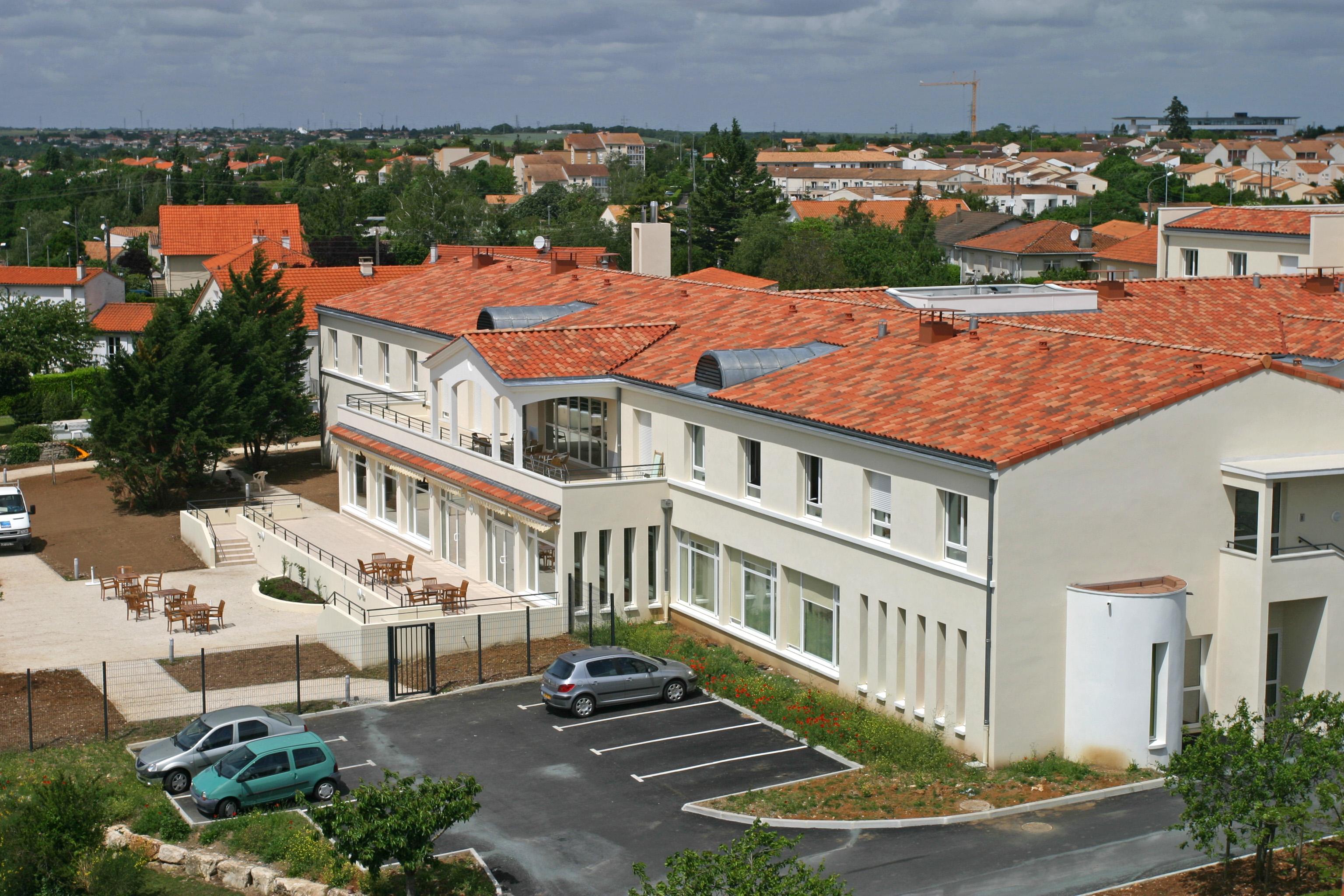 Résidence Sevret , Niort