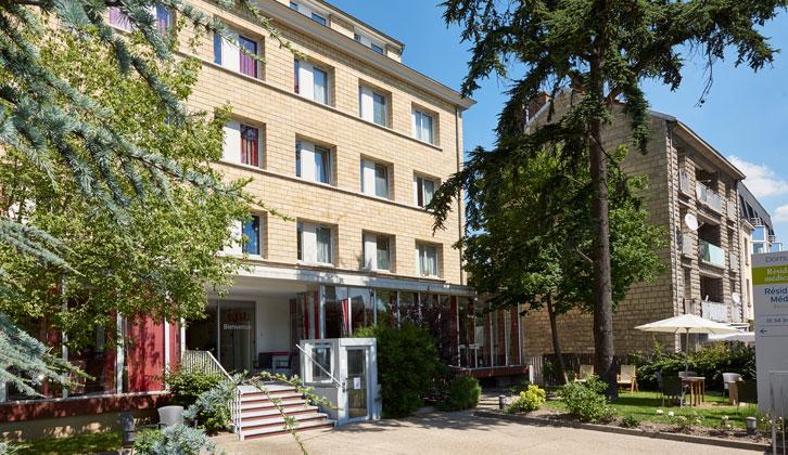 Médicis Argenteuil, Argenteuil