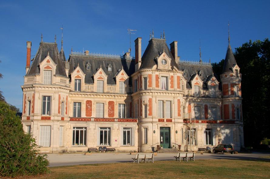 Château de Cressé , Bourg-Charente
