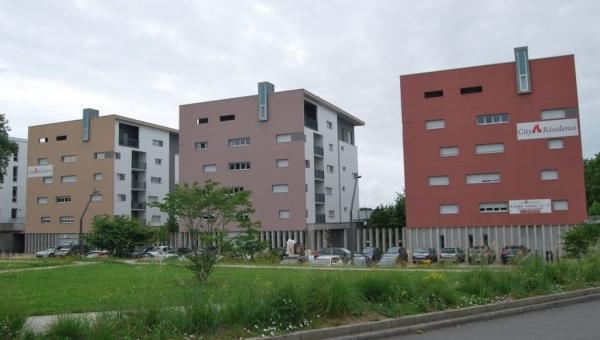 City Résidence La Chantrerie