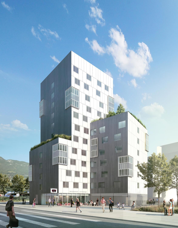 Oxygène, Grenoble