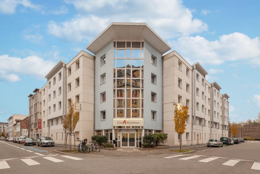 CITY RESIDENCE II ACCESS STRASBOURG **, Strasbourg
