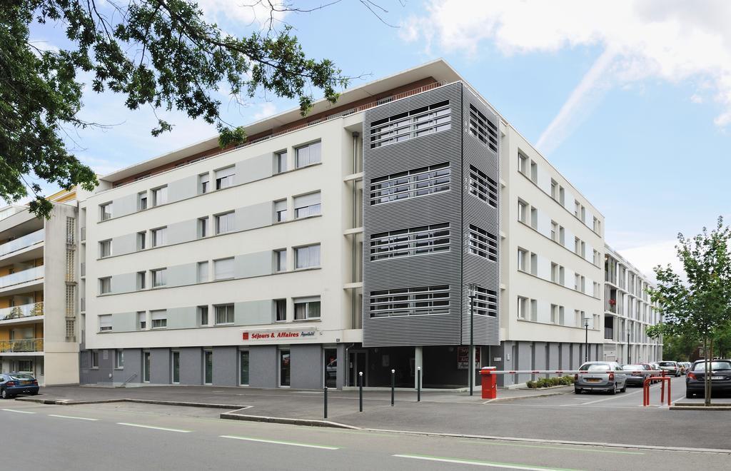 Séjours & Affaires Rennes Villa Camilla ★★