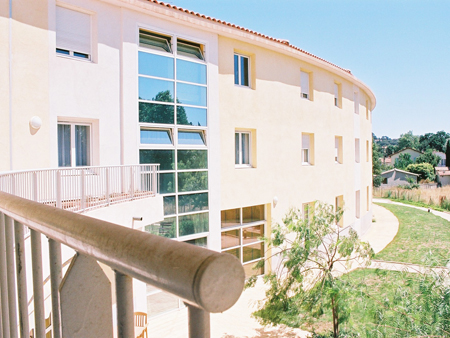 Les Amandiers de la Ressence, Toulon