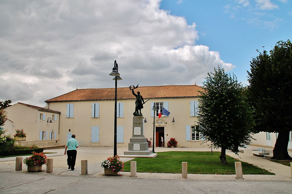 Saint-Jean-de-Liversay