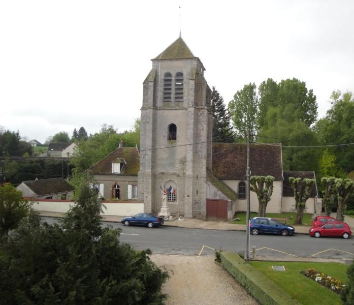 Savigny-sur-Clairis