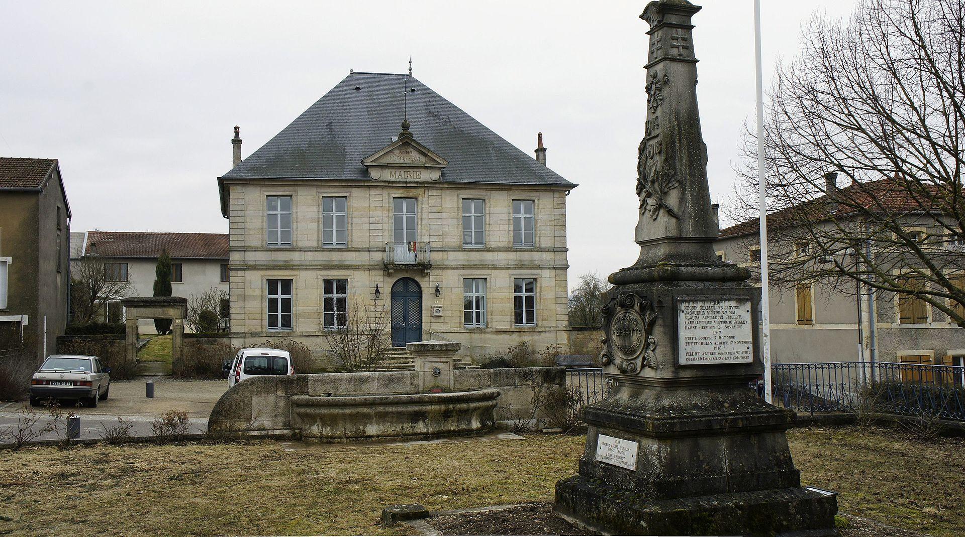 Pierrefitte-sur-Aire