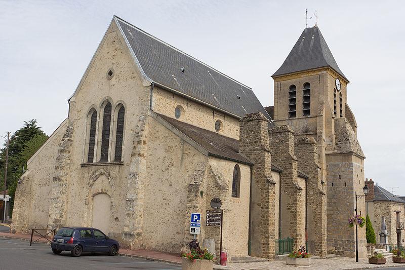 Saint-Vrain